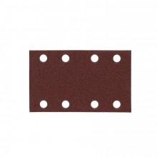 Milwaukee Brusný papír – Suchý zip 80 x 133 mm zrn. 180  10 ks