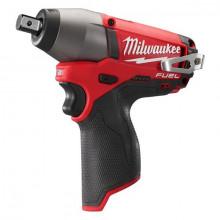 """Milwaukee M12 CIW12-0 Fuel Kompaktní 1/2"""" rázový utahovák - bez aku a nabíječky"""