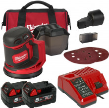 Milwaukee M18 BOS125-502B