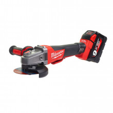 Milwaukee M18 CAG125XPDB-902X FUEL 125 mm úhlová bruska