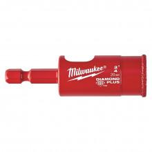 Milwaukee Vrták na mokré / suché vrtání  Diamond Plus™ vrták Ø 20 mm