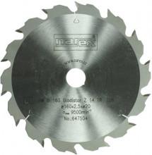 Narex 160×2.2×20 14TR