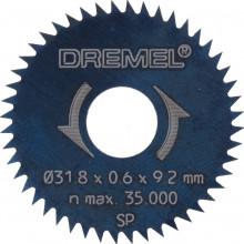 Pilový kotouč na podélný ipříčný řez 31,8 mm