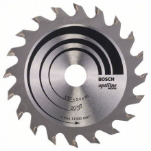 Bosch Pílový kotúč Optiline Wood