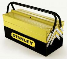 STANLEY Rozkládací plechový box