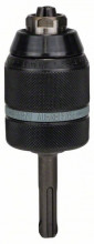 BOSCH Rychloupínací sklíčidla SDS-plus - 1,5–13 mm, SDS-plus