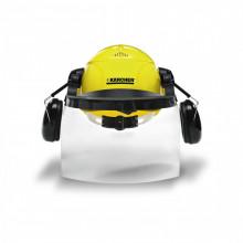 Karcher Sada ochranné helmy s chrániči sluchu a štítem Kärcher 60255120