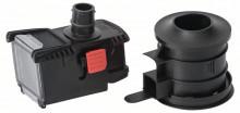 Bosch Súprava s adaptérom pre vŕtacie korunky a schránkou na prach