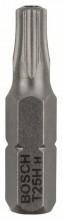 Bosch Šroubovací bit T25H Security Torx® zvlášť tvrdý Extra-Hart