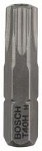 Bosch Šroubovací bit T40H Security Torx® zvlášť tvrdý Extra-Hart
