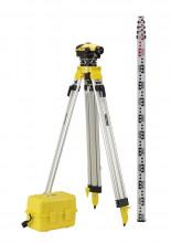 STANLEY® AL24 DVP optická vodováha