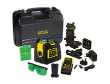 STANLEY® FATMAX®  RL HVPW-G Rotační laser se zeleným paprskem