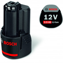 Bosch Starter set GBA 12V 2.5Ah W + GAL 1830 W Wireless charging