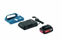 Bosch Základná súprava GBA 18V2,0 Ah MW-B + GAL 1830 W Wireless Charging