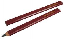 Tesařské tužky - červené