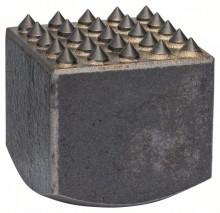 BOSCH Zdrsňovací deska z tvrdokovu - 50 x 50 mm