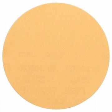 BOSCH 10dílná sada brusných papírů C470; 125 mm, 2x40; 4x80; 4x120, 1609200158