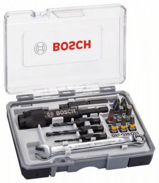 Sada Drill & Drive 2v1, 20ks BOSCH 2607002786