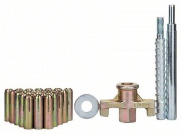 27dílná sada upevňovacích pomůcek do betonu 15 mm BOSCH 2607000744