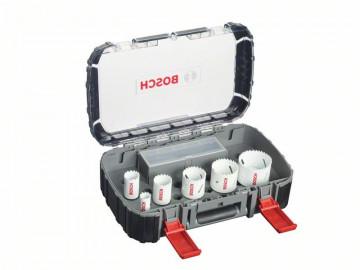 Bosch 9dílná sada děrovek Progressor pro elektrikáře