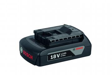 Akumulátor BOSCH GBA 18V 1,5Ah PROFESSIONAL 1600Z00035
