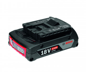 Akumulátor BOSCH GBA 18V 2,0Ah PROFESSIONAL 1600Z00036