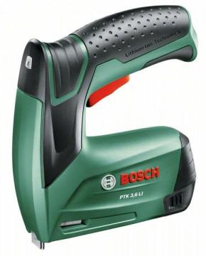Akumulátorová sponkovačka Bosch PTK 3,6 LI 0603968120