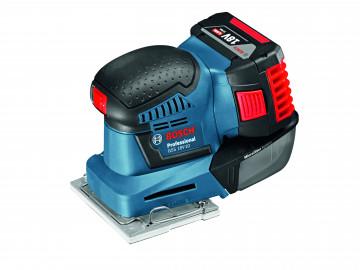 Vibrační bruska BOSCH GSS 18 V-10 (bez akumulátoru a nabíječky) Professional 06019D0200
