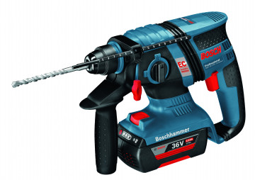 Vrtací kladivo (SDS-Plus) BOSCH GBH 36 V-EC Compact Professional 0611903R0H