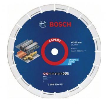 Bosch Diamantový kotouč na kov 355 × 25,4 mm…