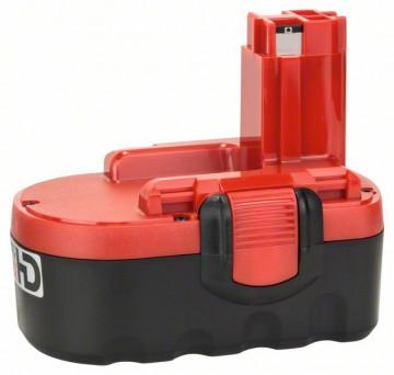 Akumulátor O 18 V Standard Duty (SD), 2,6 Ah, NiMH BOSCH 2607335688