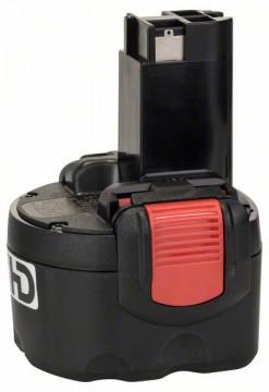 Akumulátor O 9,6 V Standard Duty (SD), 2,6 Ah, NiMH BOSCH 2607335682