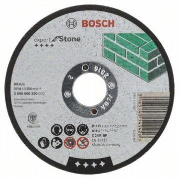 Dělicí kotouč rovný Expert for Stone C 24 R BF, 115 mm, 2,5 mm BOSCH 2608600320
