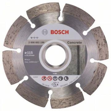 Bosch Diamantový dělicí kotouč Standard for…