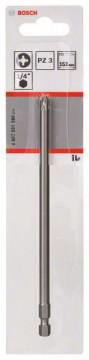 Šroubovací bit zvlášť tvrdý Extra-Hart PZ 1, 25 mm BOSCH 2607001554
