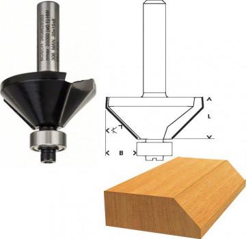 Bosch Fazetovací fréza 8 mm, Professional