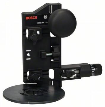 Frézovací kružítko a adaptér pro vodicí lišty Varianta 1 BOSCH 2609200143