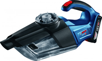 BOSCH Vysávač GAS 18V-1 (bez akumulátoru a nabíjačky) Professional 06019C6200