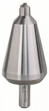 Vrták do plechu, válcový 24-40 mm, 89 mm, 10 mm BOSCH 2608597516