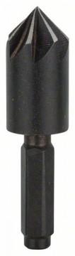 """Kuželovitý záhlubník 13,0 mm, 90°, 50 mm, 1/4"""" BOSCH 1609200315"""