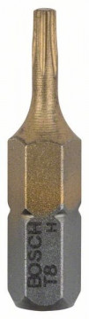 Šroubovací bit Max Grip T8, 25 mm BOSCH 2607001687