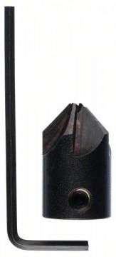 Nástrčné záhlubníky pro spirálové vrtáky do dřeva 3,0 x 16 mm BOSCH 2608585737