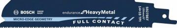 Pilový plátek do pily ocasky S 927 BEF Endurance for Heavy Metal BOSCH 2608657523