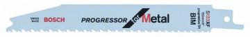 Pilový plátek do pily ocasky S 123 XF Progressor for Metal BOSCH 2608654401