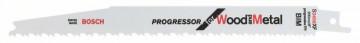 Pilový plátek do pily ocasky S 3456 Xf Progressor for Wood and Metal BOSCH 2608654405