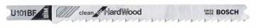 Pilový plátek do kmitací pily U 101 BF Clean for Hard Wood BOSCH 2608636236