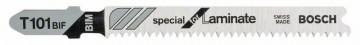 Pilový plátek do kmitací pily T 101 BIF Special for Laminate BOSCH 2608636431