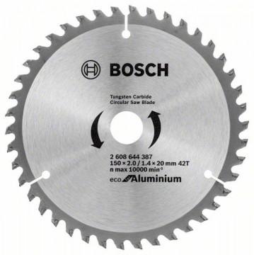 Bosch Pilový kotouč Eco for Aluminium