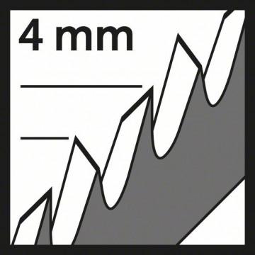 Bosch Pilový plátek do kmitací pily T 344 DF…
