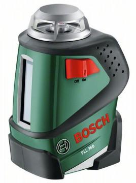 Křížový laser BOSCH PLL 360 0603663020